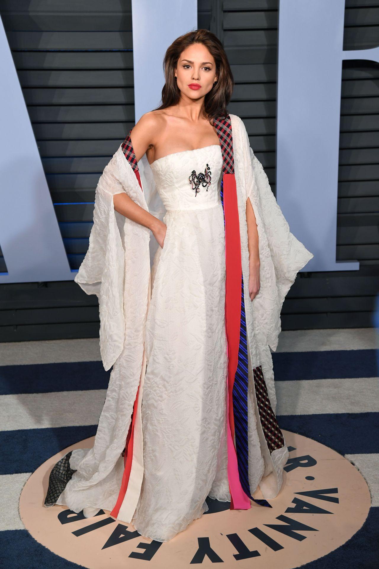 Eiza Gonzalez 2018 Vanity Fair Oscar Party In Beverly Hills