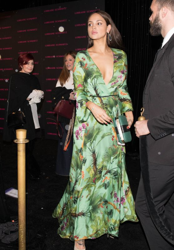 Eiza Gonzalez - Leaving the Delilah Club in West Hollywood