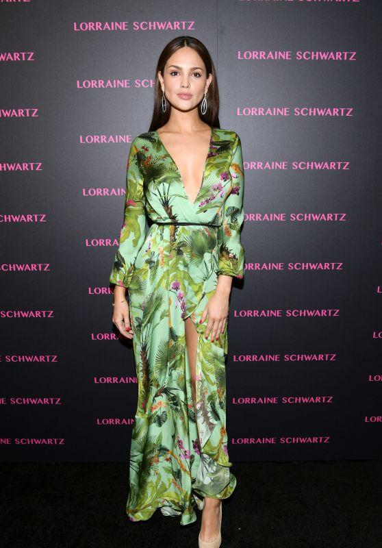 Eiza Gonzalez – Lorraine Schwartz Eye Bangles Collection Launch