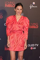 "Elena Anaya – ""Loving Pablo"" Premiere in Madrid"