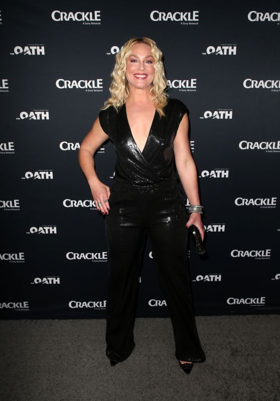 "Elisabeth Rohm - ""The Oath"" TV Series Premiere in LA"