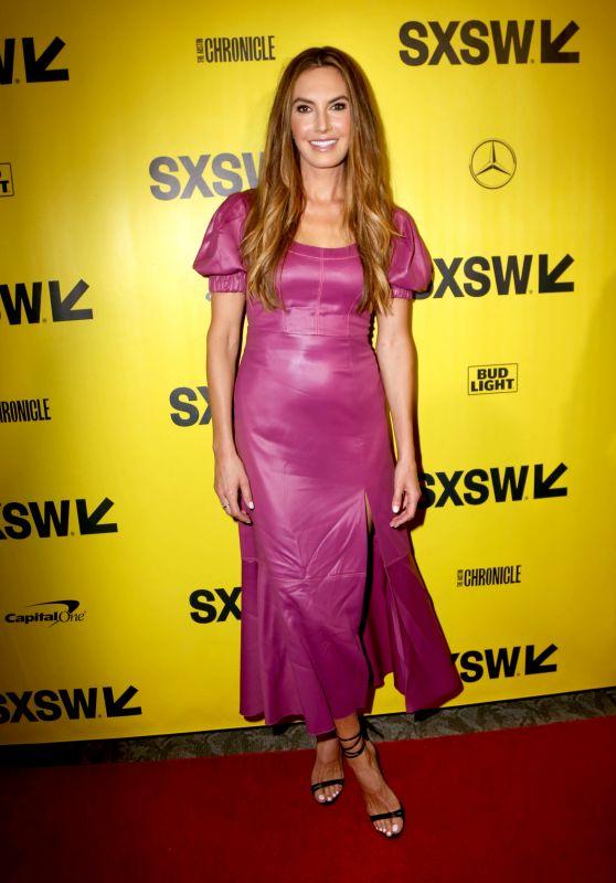 """Elizabeth Chambers - """"Final Portrait"""" Premiere in Austin"""
