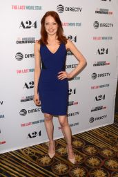 "Elizabeth J. Carlisle – ""The Last Movie Star"" Pemiere in LA"