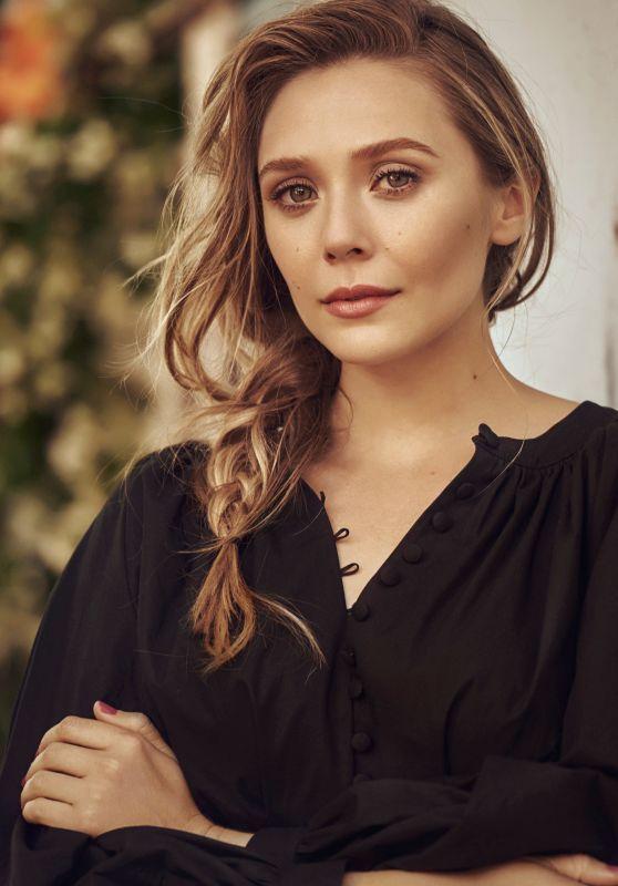 Elizabeth Olsen - H&M Spring Collection 2018 Photoshoot