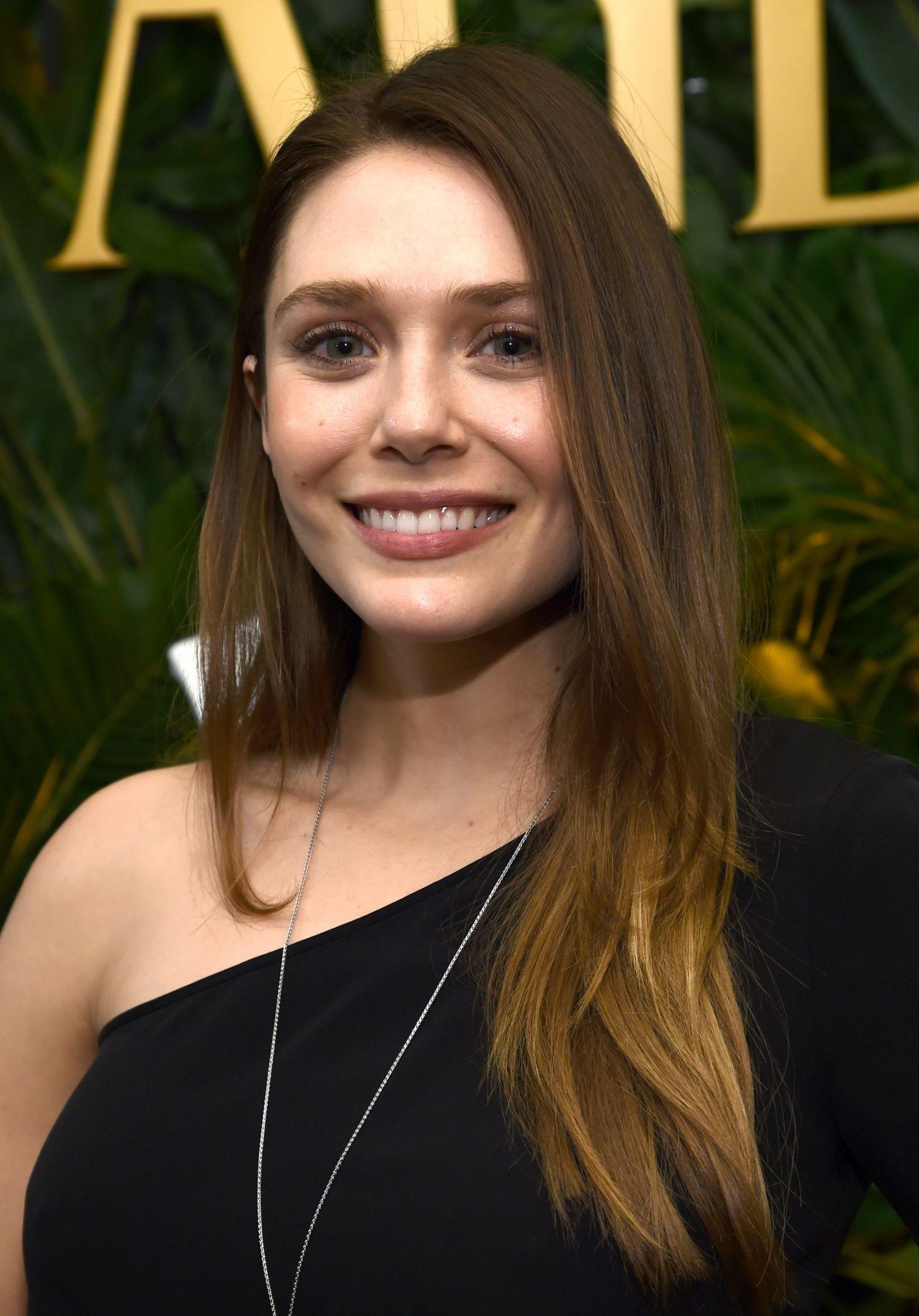 Elizabeth Olsen - Piaget Celebrates Independent Film in LA ...
