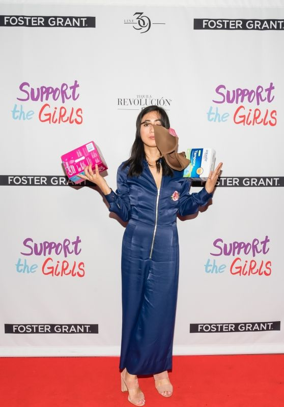 "Elizabeth Trieu – ""Support the Girls"" Premiere at SXSW Festival in Austin"