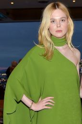Elle Fanning and Dakota Fanning - THR and Jimmy Choo Power Stylists Dinner in LA 03/20/2018