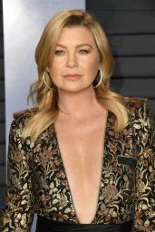 Ellen Pompeo – 2018 Vanity Fair Oscar Party in Beverly Hills