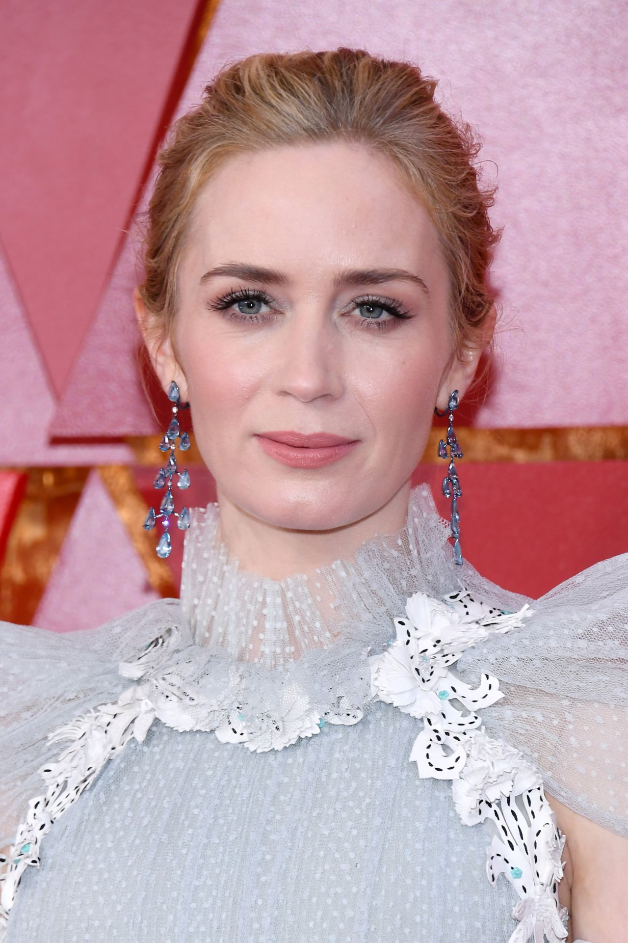 Emily Blunt Oscars 2018 Red Carpet