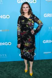 "Emily Deschanel – ""Gringo"" Premiere in Los Angeles"