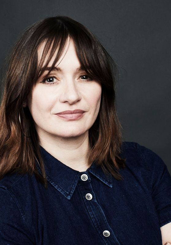 Emily Mortimer – Deadline Studio Portraits at SXSW 2018