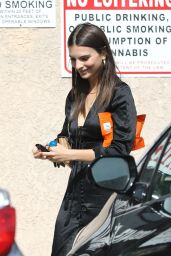 Emily Ratajkowski - Out in Los Angeles 03/19/2018
