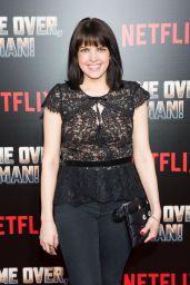 "Emily Sandifer – ""Game Over, Man!"" Premiere in LA"