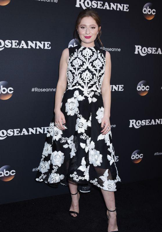 """Emma Kenney - """"Roseanne"""" TV Show Premiere in LA"""