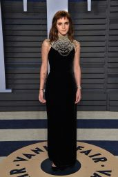 Emma Watson – 2018 Vanity Fair Oscar Party in Beverly Hills