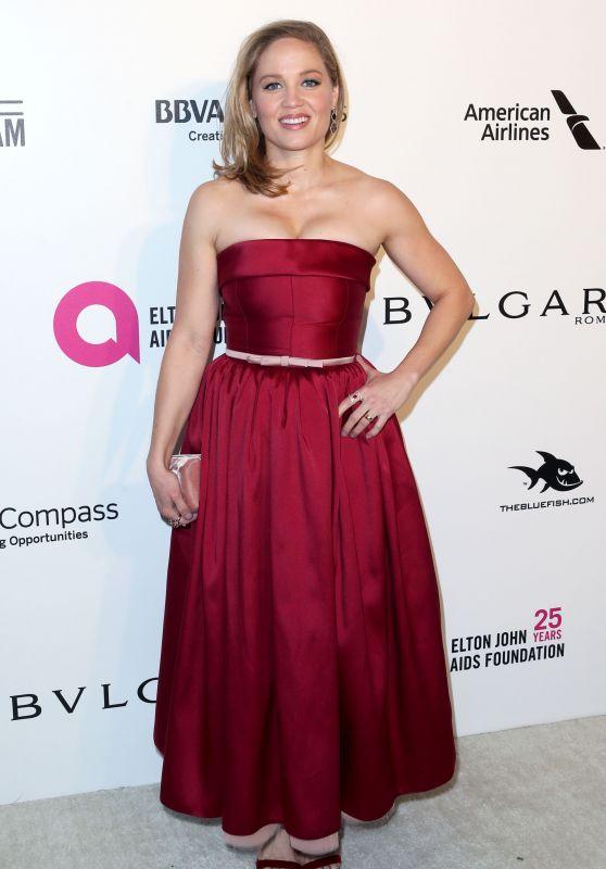 Erika Christensen – Elton John AIDS Foundation's Oscar 2018 Viewing Party in West Hollywood