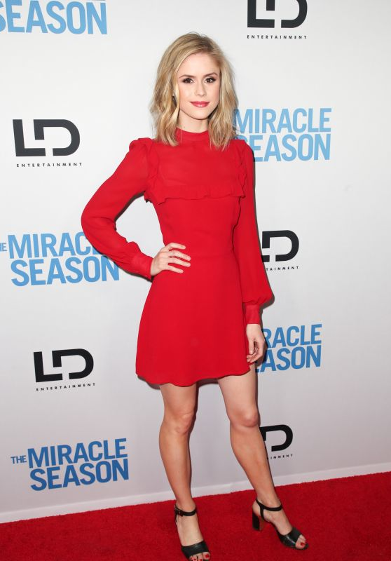 """Erin Moriarty - """"The Miracle Season"""" Special Screening in West Hollywood"""