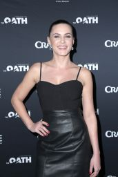 "Eve Mauro – ""The Oath"" TV Series Premiere in LA"