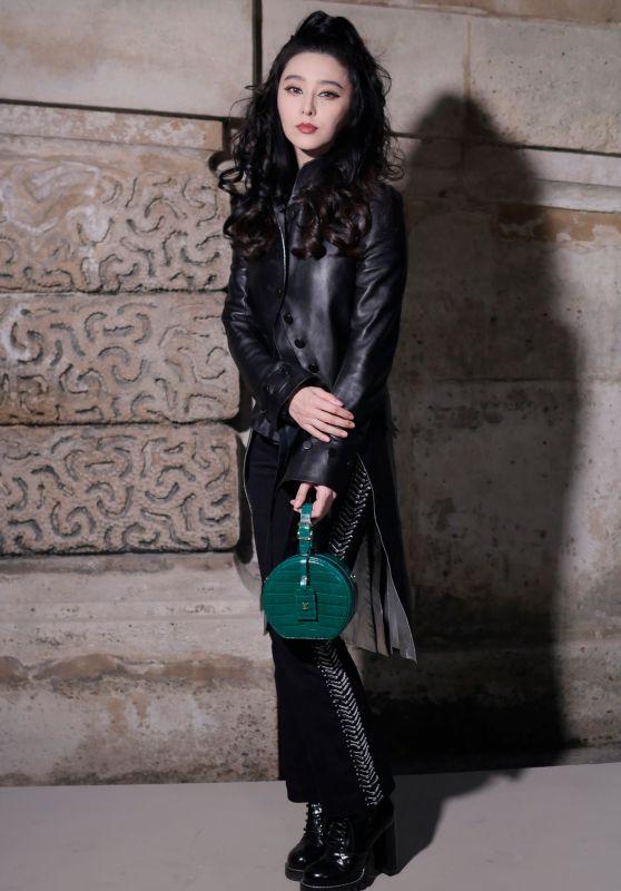 Fan Bingbing – Louis Vuitton Fashion Show in Paris 03/06/2018