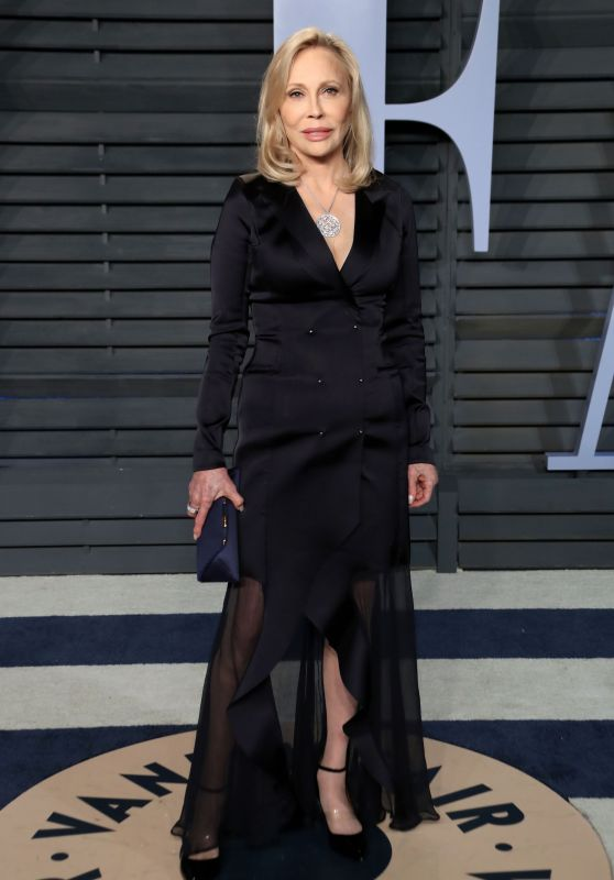 Faye Dunaway – 2018 Vanity Fair Oscar Party in Beverly Hills