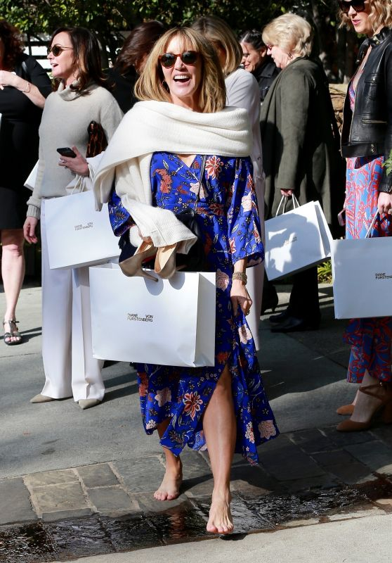 Felicity Huffman - Pre-Oscars Event in Beverly Hills 02/28/2018