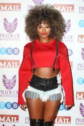 Fleur East – Pride Of Birmingham Awards 03/08/2018
