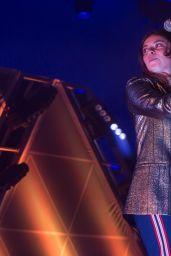 Francesca Michielin - Performing Live at Fabrique in Milan 03/17/2018