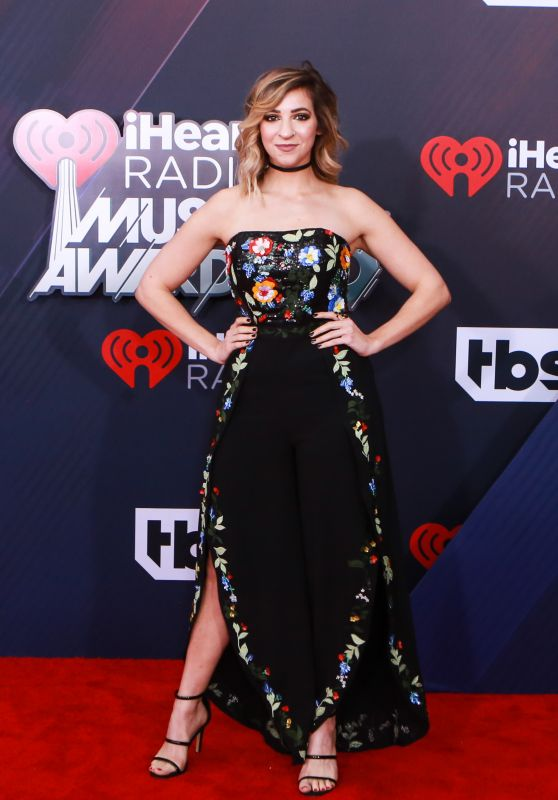 Gabbie Hanna – 2018 iHeartRadio Music Awards in Inglewood