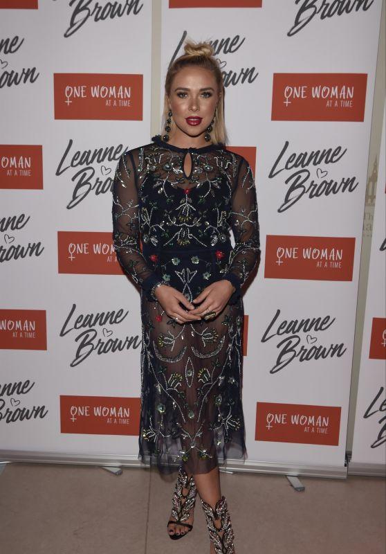 Gabby Allen - The Leanne Brown Empowerment Ball in Gorton