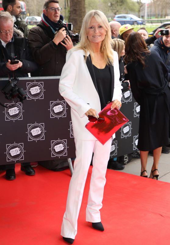 Gaby Roslin – TRIC Awards 2018
