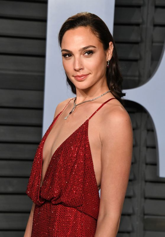 Gal Gadot – 2018 Vanity Fair Oscar Party in Beverly Hills