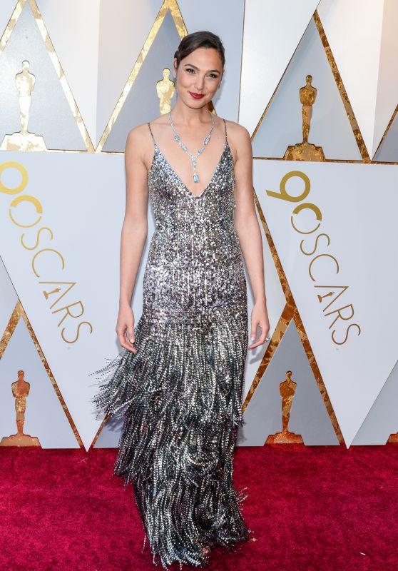 Gal Gadot – Oscars 2018 Red Carpet