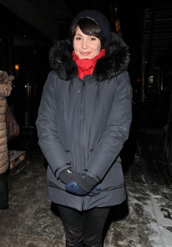Gemma Arterton - ERA 50:50 Talk in London