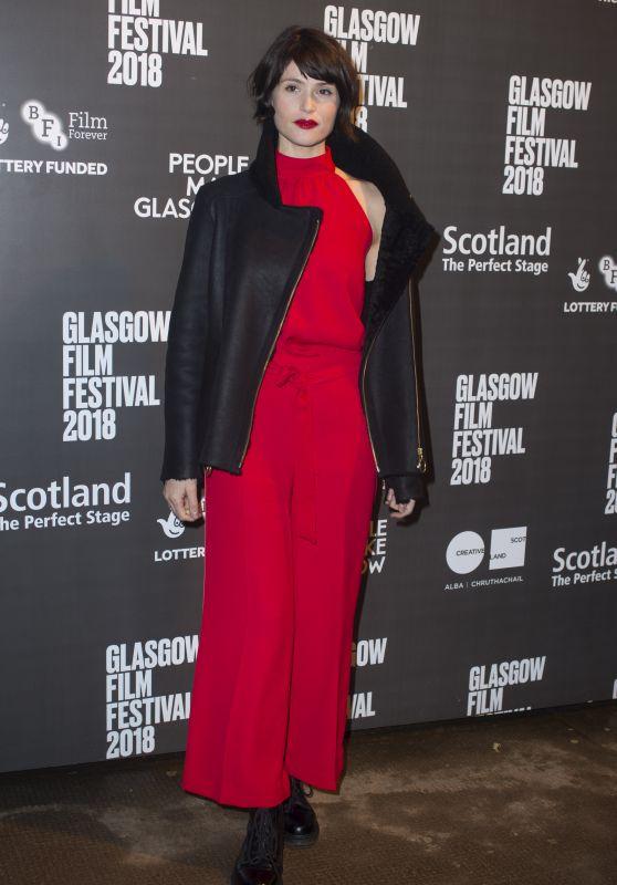 "Gemma Arterton - ""Escape"" Photocall at Glasgow Film Festival"