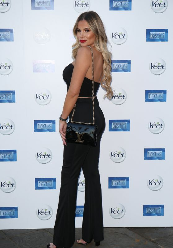 "Georgia Kousoulou – ""The Only Way Is Essex"" TV Show Premiere in Chigwell"