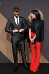 """Georgina Rodriguez and Cristiano Ronaldo - """"Quinas de Ouro"""" 2018 Ceremony in Lisbon"""