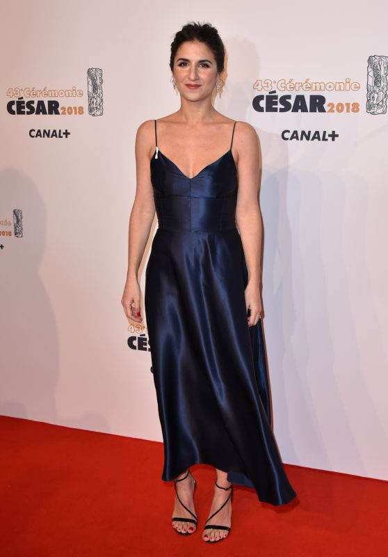 Geraldine Nakache – Cesar Film Awards 2018 in Paris