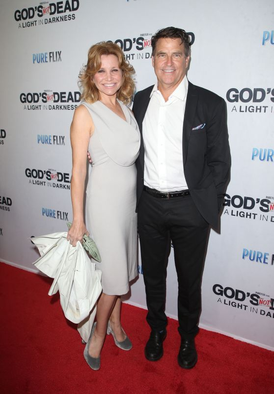 """Gigi Rice – """"God's Not Dead: A Light in Darkness"""" Premiere in LA"""