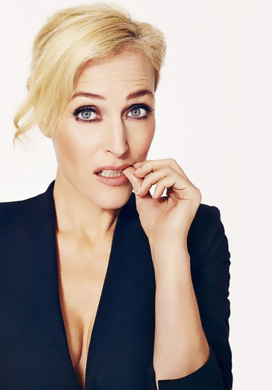 Gillian Anderson Wallpapers (+9)