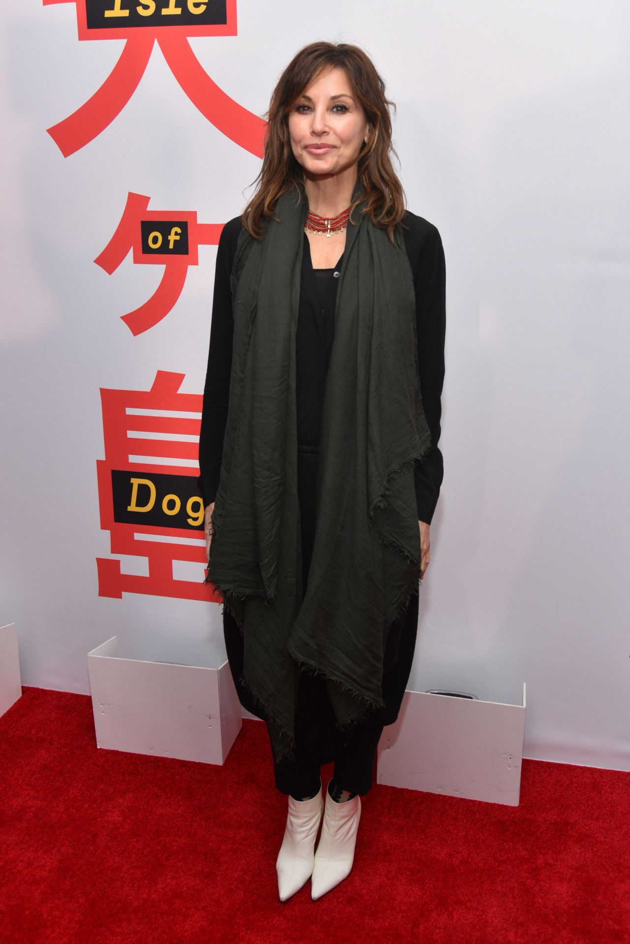 "Gina Gershon -""'Isle of Dogs"" Screening in NYC"