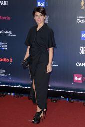 Giovanna Rei – 2018 David di Donatello Awards in Rome