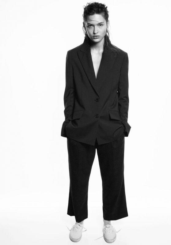 Grace Elizabeth - Photoshoot for Vogue Paris, March 2018