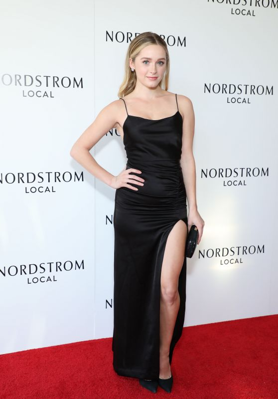 Greer Grammer – Nordstrom Oscar Party in LA
