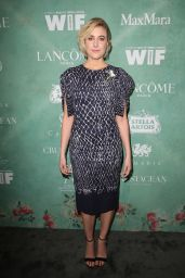 Greta Gerwig – 2018 Women in Film Pre-Oscar Cocktail Party in LA