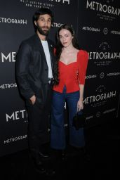 Hailey Gates – Metrograph Party in New York 03/22/2018