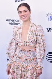 Haley Lu Richardson - 2018 Film Independent Spirit Awards in LA