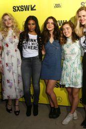 "Haley Lu Richardson - ""Support the Girls"" Premiere in Austin"