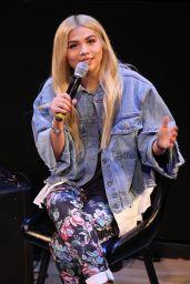 "Hayley Kiyoko - Promotes ""Expectations"" Album in NYC"
