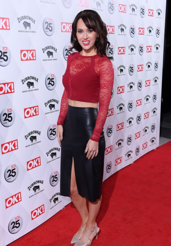 Hayley Sparkes – OK! Magazine's Party in London 03/21/2018