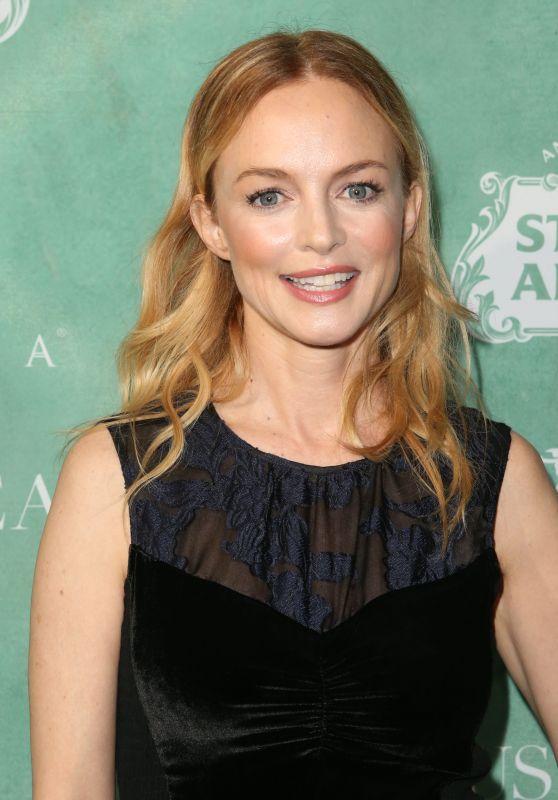 Heather Graham – 2018 Women in Film Pre-Oscar Cocktail Party in LA